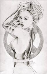 Psylocke by sarahwilkinson