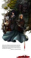 The Witcher 3 by YenniferDark