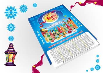 Ramadan Calendar by palsun