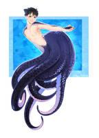 Yuuri cecaelia by ChayMyatny