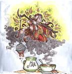 Black Tea Spirit Remake by LeoDragonsWorks