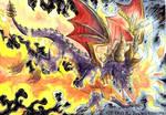 Spyro Reignited Trilogy - tribute by LeoDragonsWorks