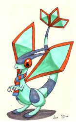 Pokemon: the Wild Dragon by LeoDragonsWorks
