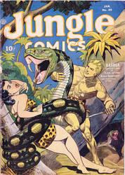 jungle girl peril by megasonicmanlover
