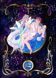 Aquarius by Onyana
