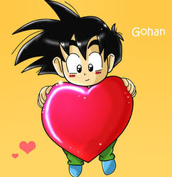 Love by dbzfannie