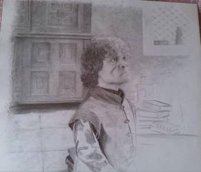 Tyrion Lannister by croatian-artist-girl