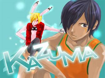 summer wars: kazuma by Riwo