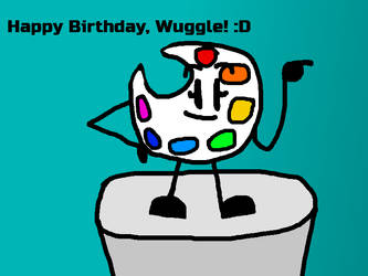 Happy Birthday, Wuggle! by ToonEugen6812