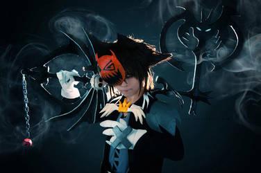 Halloween Town Sora ::06 by Cvy