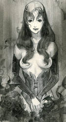 Lilith by readman by Readman