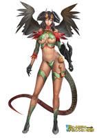 Quetzalcoatl by Readman