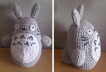 Totoro by PikaInABag