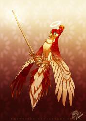 ARK: Empy Tori #1 - Swordbird by Empyrisan