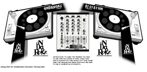 ONDAROKZ DJ PROGRAM by hackerjoez