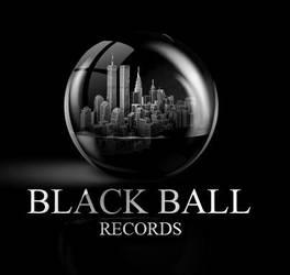 BlackBall Records Logo by hackerjoez
