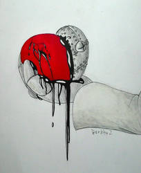 The man with a heart of darkness by HerbbyZ