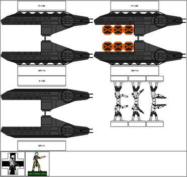 TX-225 GAVw + GAVr + Crew by Zero5194