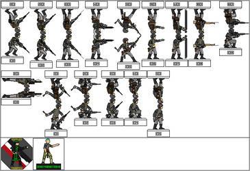 Kippler Empire Knights (E) by Zero5194