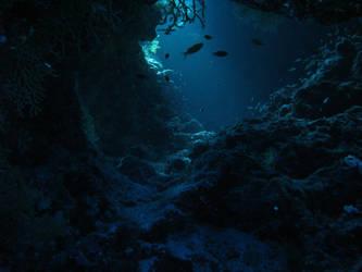 Dark passage by scifilicious