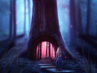 New Alice by MrsSerrano1