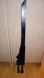 IRL Ynk's sword by YaminoKitsune