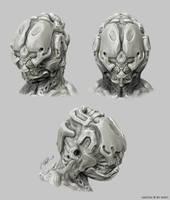 Sketch-Maskman by fireantz83