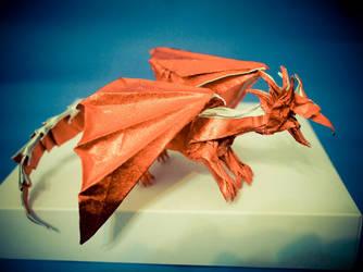 Ancient Dragon by fireantz83