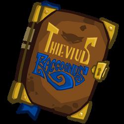 The Thievius Raccoonus (Sly Cooper) by TreyTheShiba