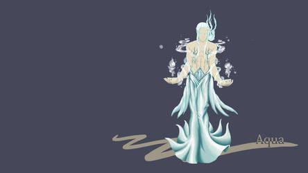 - Aqua Entity - by K-uro