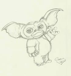 Gizmo sketch by comicninja