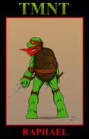 Raphael by comicninja