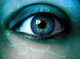 Eye Turn Blue by Na-nie