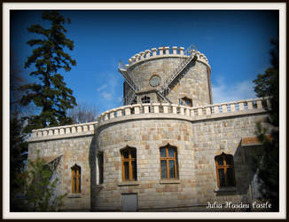 Iulia Hasdeu Castle by soulindarkness