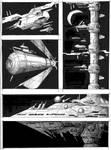 Random spaceship doodle 1 by 4-X-S