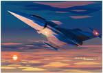 Rafale Aerobatic [frame2] by 4-X-S