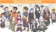 Happy Halloween by Trillzey