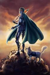 Hero by Tyfflie