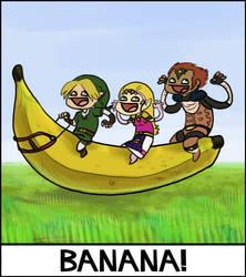 Banana-Banana by Empty-Smile