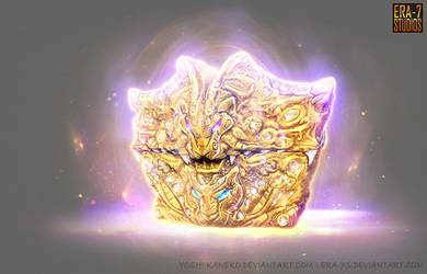 Treasure Chest - Concept Art by Yoshi-Kaneko