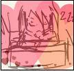 sleeping byakuya icon by sick by Byakuya-sweetly-Club