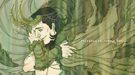 Loki - Marvelous Zine by ivory-dusk