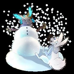 SS3: Snow Nyulop by Anyachilla