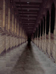 Haunted hallways of DOOM by lilgreekprincess