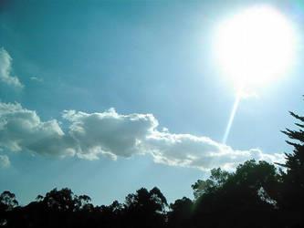 million miles of sky by lilgreekprincess
