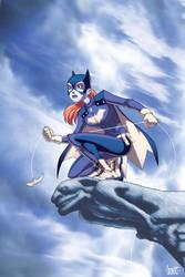 Batgirl by Christian-Colbert