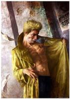John Constantine by albz77