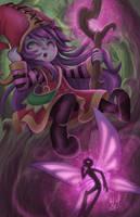 League of Legends Lulu by SaintPrecious