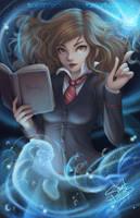 Hermione by SaintPrecious