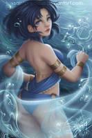 Sailor Mercury by SaintPrecious